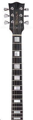 Fret King Fkv3 Black Label John Etheridge Model Electric Guitar